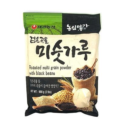 [KC005] 태경(농심그룹) 검은곡물 미숫가루 900g