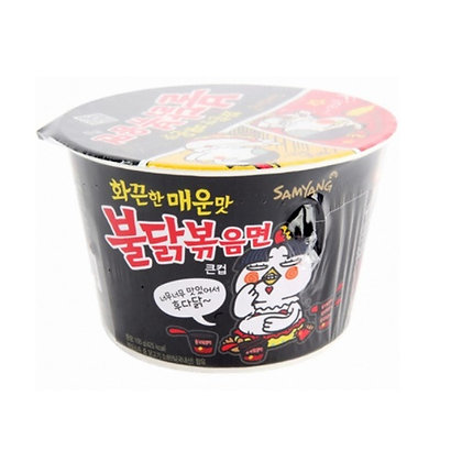 Samyang Buldak Noodles Big Cup 105g