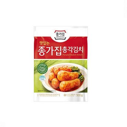 [KK005] 종가집 총각김치 500g