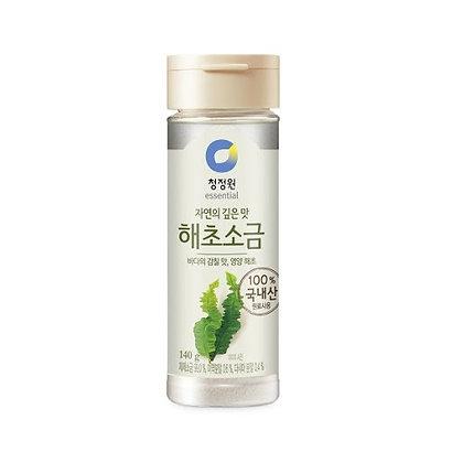 Chungjungone seaweed salt 140g