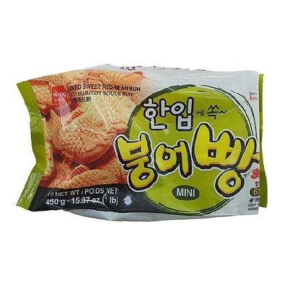 [KF115] Wang 한입에 쏙 미니 붕어빵 450g