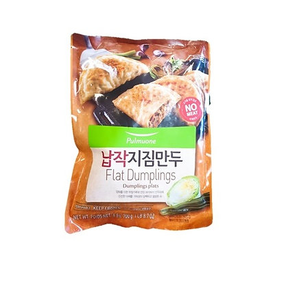 Pulmuone flat dumplings 700g