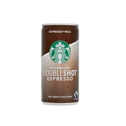 [KD020] Starbucks Doubleshot Espresso 200ml