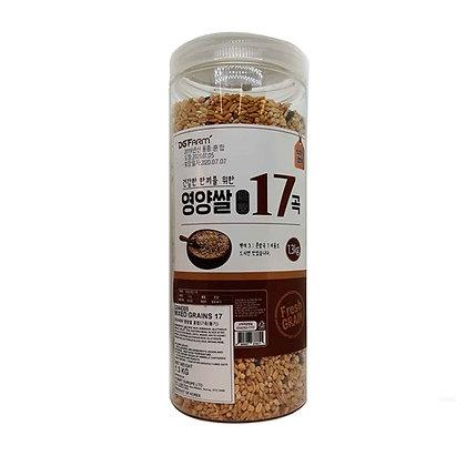 DGFarm Mixed Grains (17 Grains) 1.3kg
