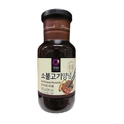 [KJ147] 청정원 소불고기양념 280g/500g