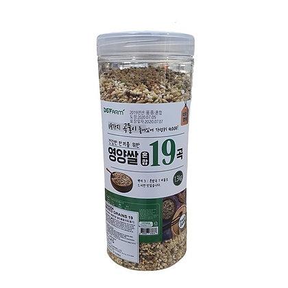 DGFarm Mixed Grains (19 Grains) 1.3kg