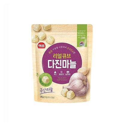 Haepyo Real Cube Minced Garlic 23g