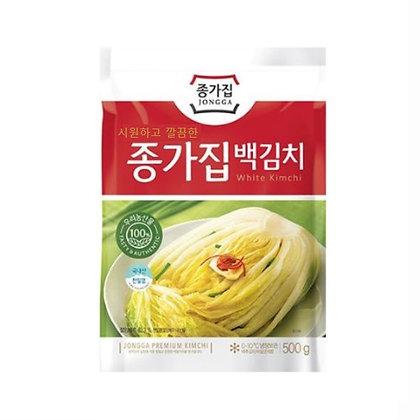[KK030] 종가집 백김치 500g