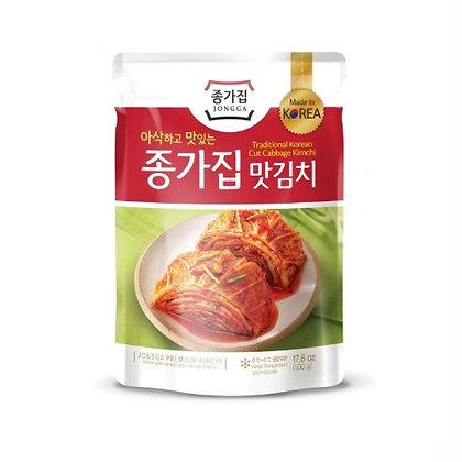 [KK026] 종가집 맛김치 500g
