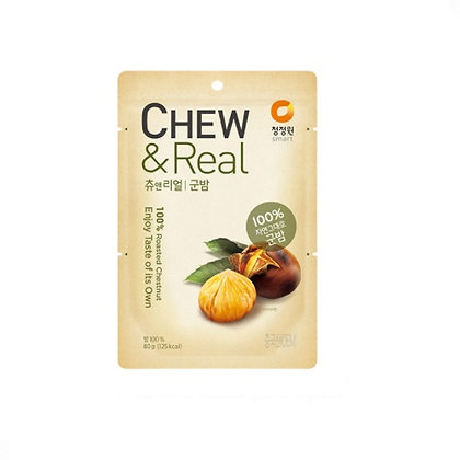 [KQ009] Chungjungone Roasted Chestnuts 80g