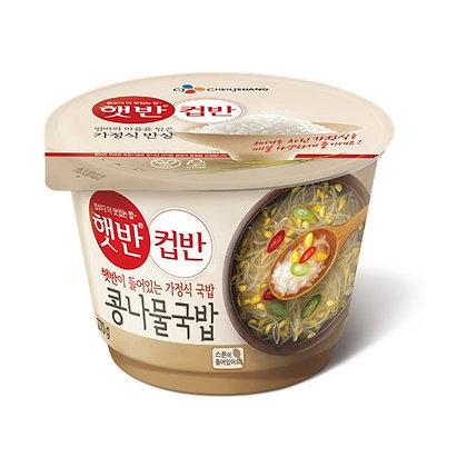 [KF198] CJ 컵반 콩나물국밥