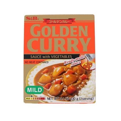 S&B Golden Curry (Mild) 230g