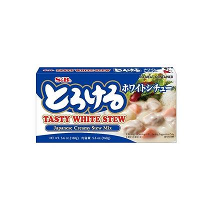 [JA031] S&B Tasty White Stew (Creamy Stew Mix) 160g