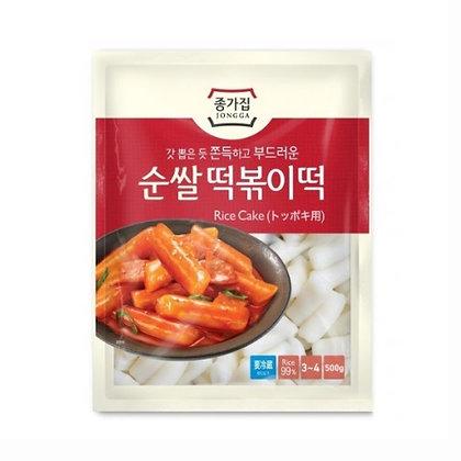 [KB011] 종가집 순쌀 떡볶이떡 500g/1kg