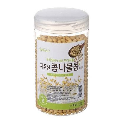 [KV072] DGFarm 제주산 콩나물콩 400g