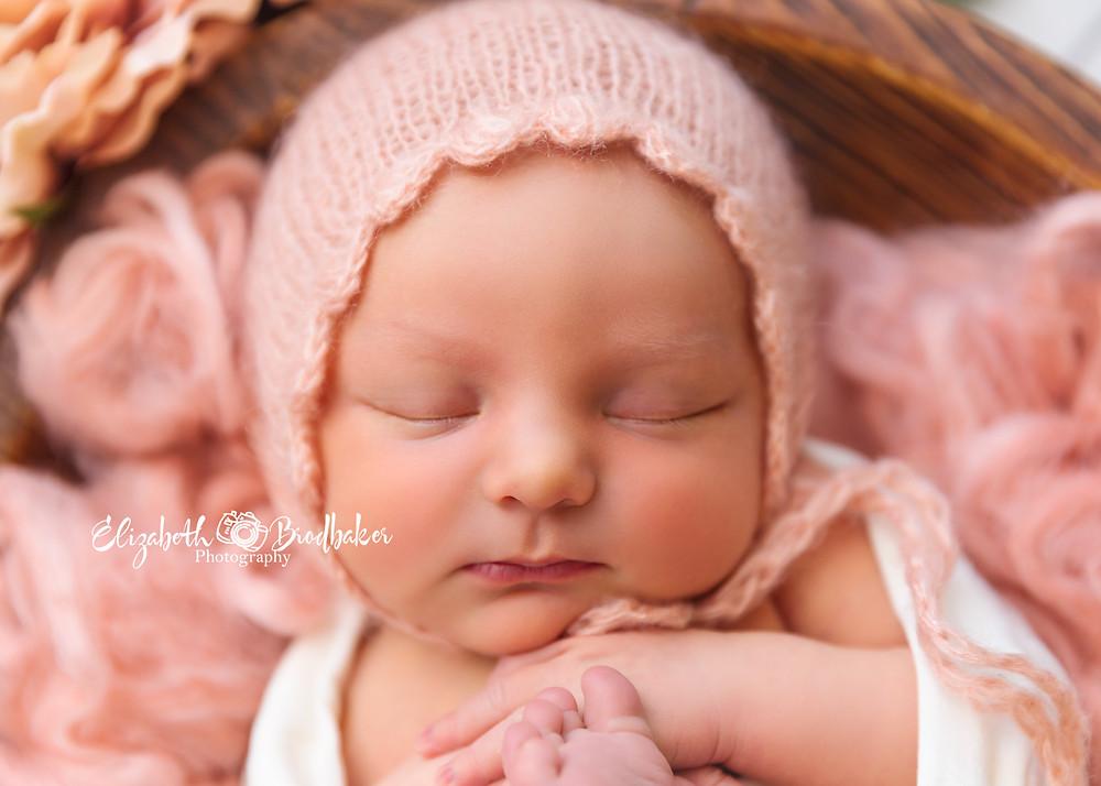 newborn pictures portrait session