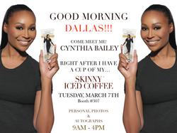 CB DALLAS INVITE (Skinny Iced Coffee)