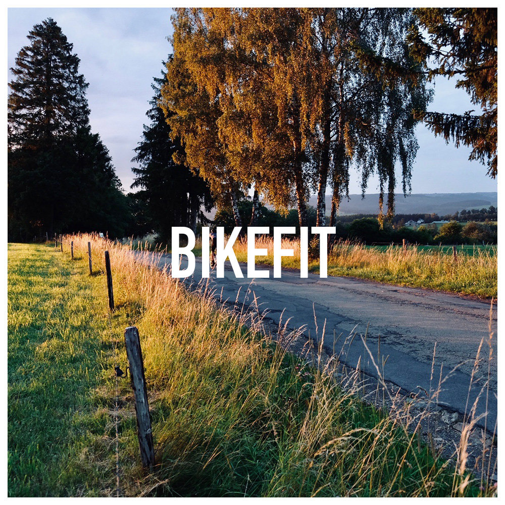 BIKEFIT - FIT BEFORE YOU BUY