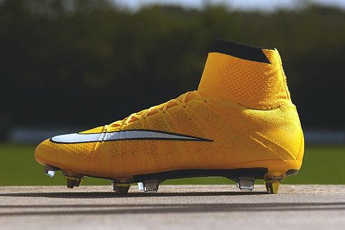 Nike Mercurial vapor superfly yellow