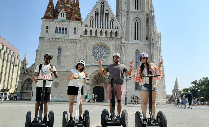 things to do in budapest segway tour (20