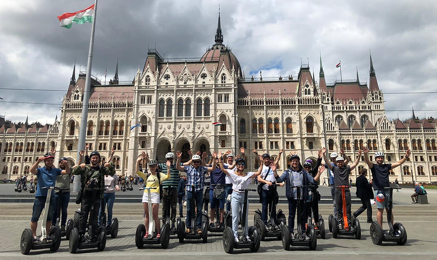 things to do in budapest segway tour (26