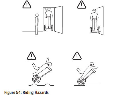 Segway practice riding and safety Video