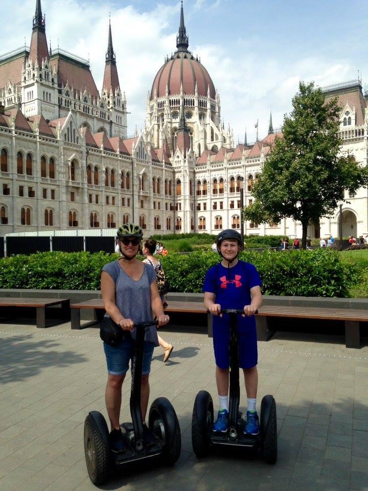 Budapest Tour Segway Tour