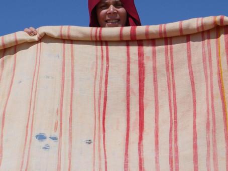 Blankets: Exploring The Time Capsule Of My Ancestors' Memories (Azeema)