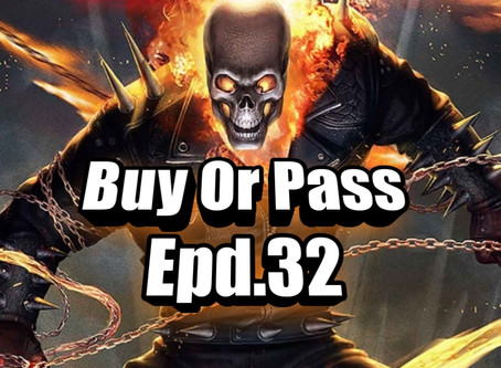 Epd.32 Buy or Pass On New Comic Book Day