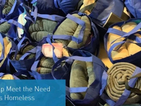 Comcasters Help Meet the Need for New Jersey's Homeless