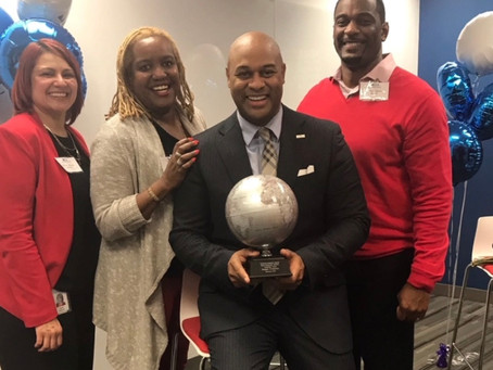 MTN 2018 BEN Trailblazer Award