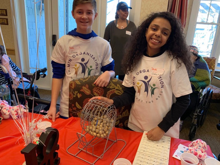 2019 MTN Bears of Care Community Event