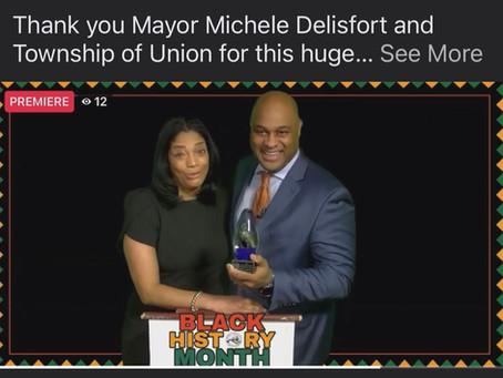 Union Township 1st Humanitarian Award