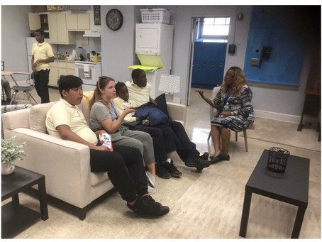 Irvington Herald – MTN Partners with Comcast to create a Simulated Space for Special Needs
