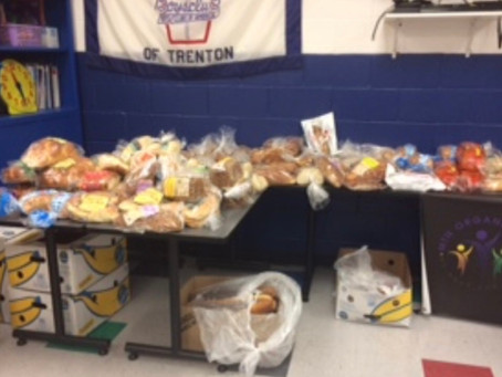 Boys & Girls Clubs of Mercer County partners with MTN's POP UP PANTRY