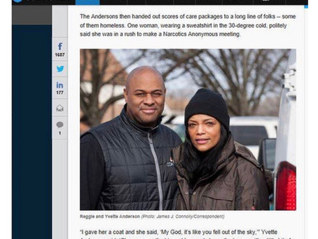 USA TODAY – Through hardships, Jackson couple finds service mission
