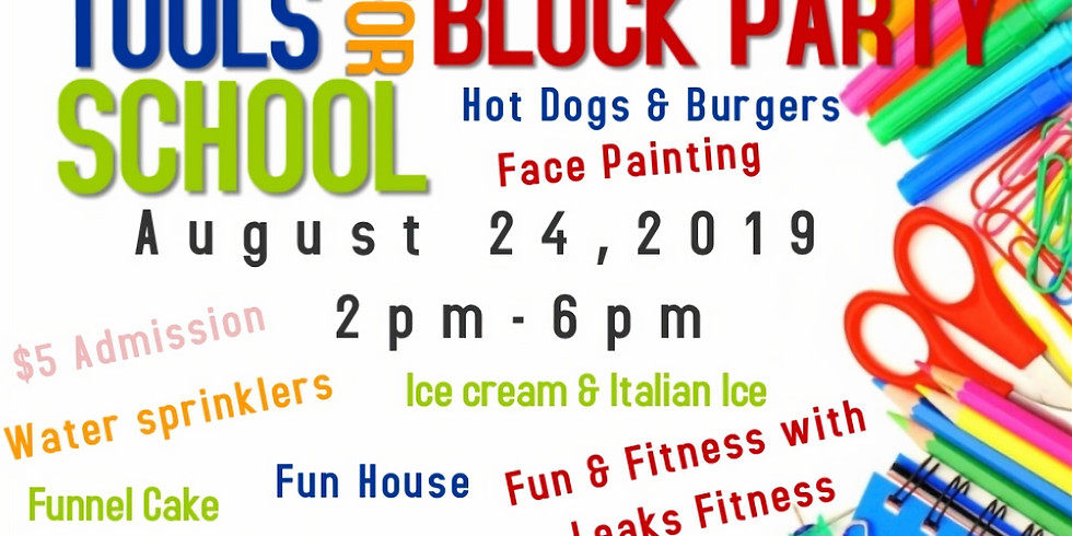 Tools For School Block Party (Freehold)