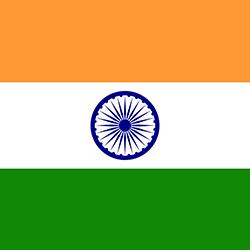 أدرس الهند