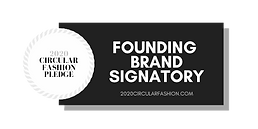 CVM ILLE 2020 Circular Fashion Pledge Founding Brand signatory Circular Fashion sustainable jewellery