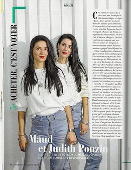 CVM ILLE at Manifeste011 Paris in Glamour Magazine Paris make our planet glamour again