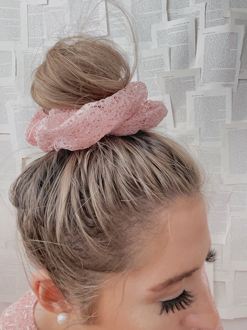 The Best of Me Oversized Scrunchie