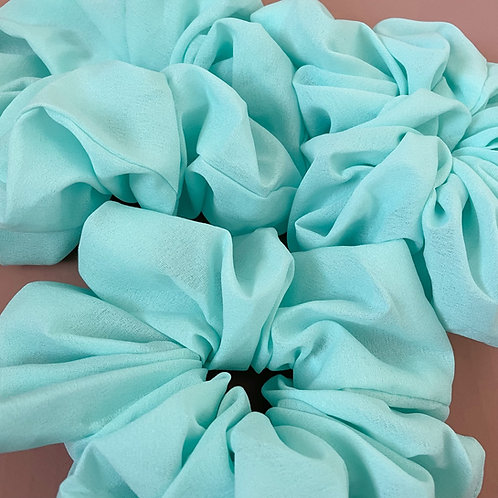 Cotton Candy Oversized Scrunchie
