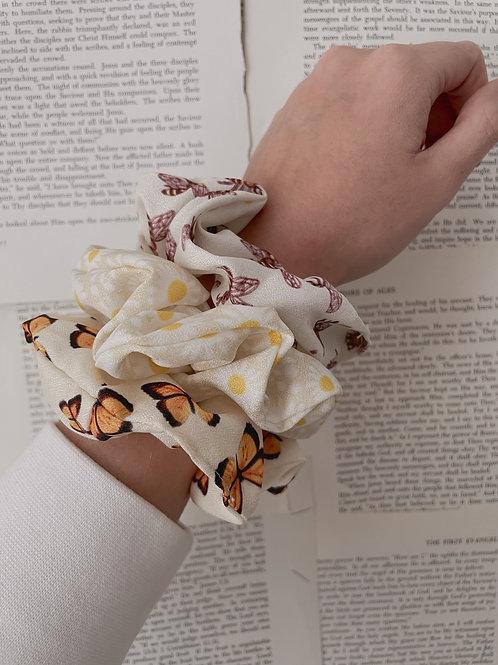 Nature Scrunchie Pack