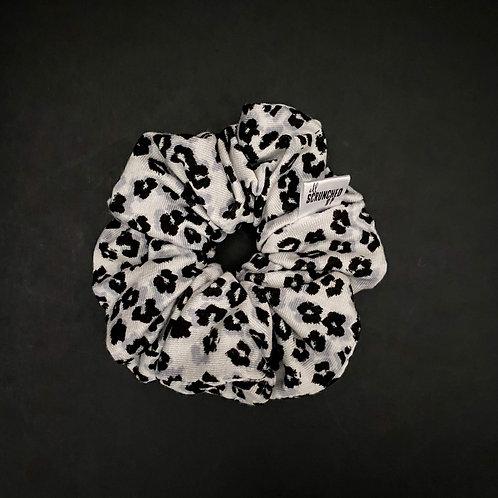 Cheetah Sisters Scrunchie