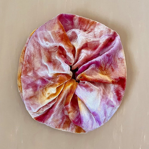 Fruit Salad Oversized Scrunchie