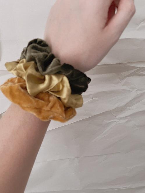 Amelia Earheart Scrunchie Pack