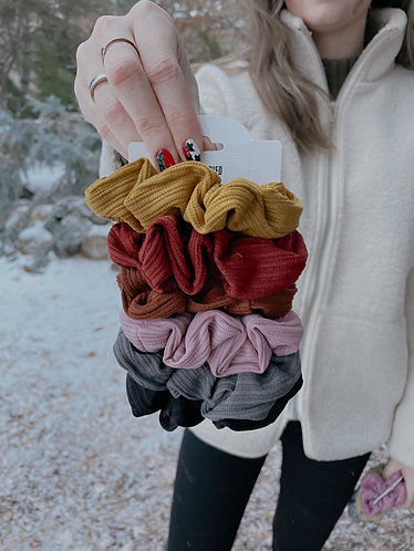 Love Actually Scrunchie Pack