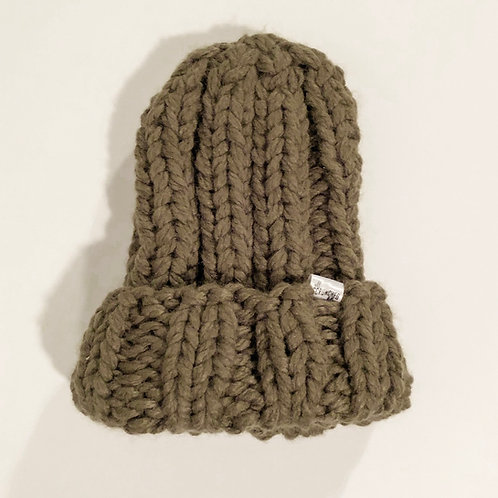 Chunky Knit Beanies