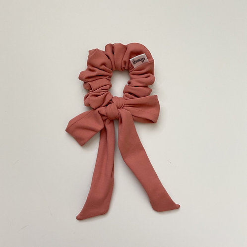 Freshman Bow Scrunchie