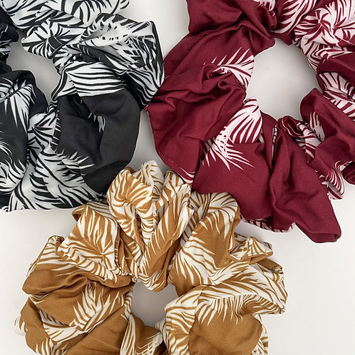 Palm Springs Oversized Scrunchies